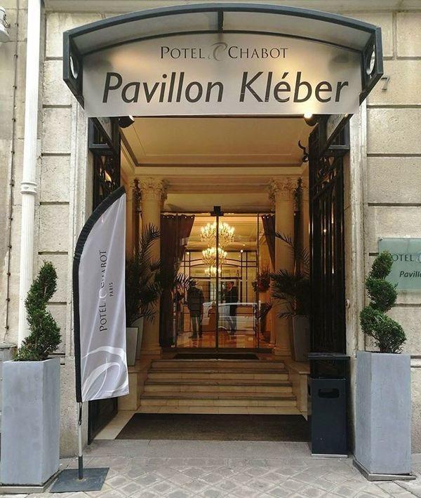 Pavillon Kléber - cherubins show